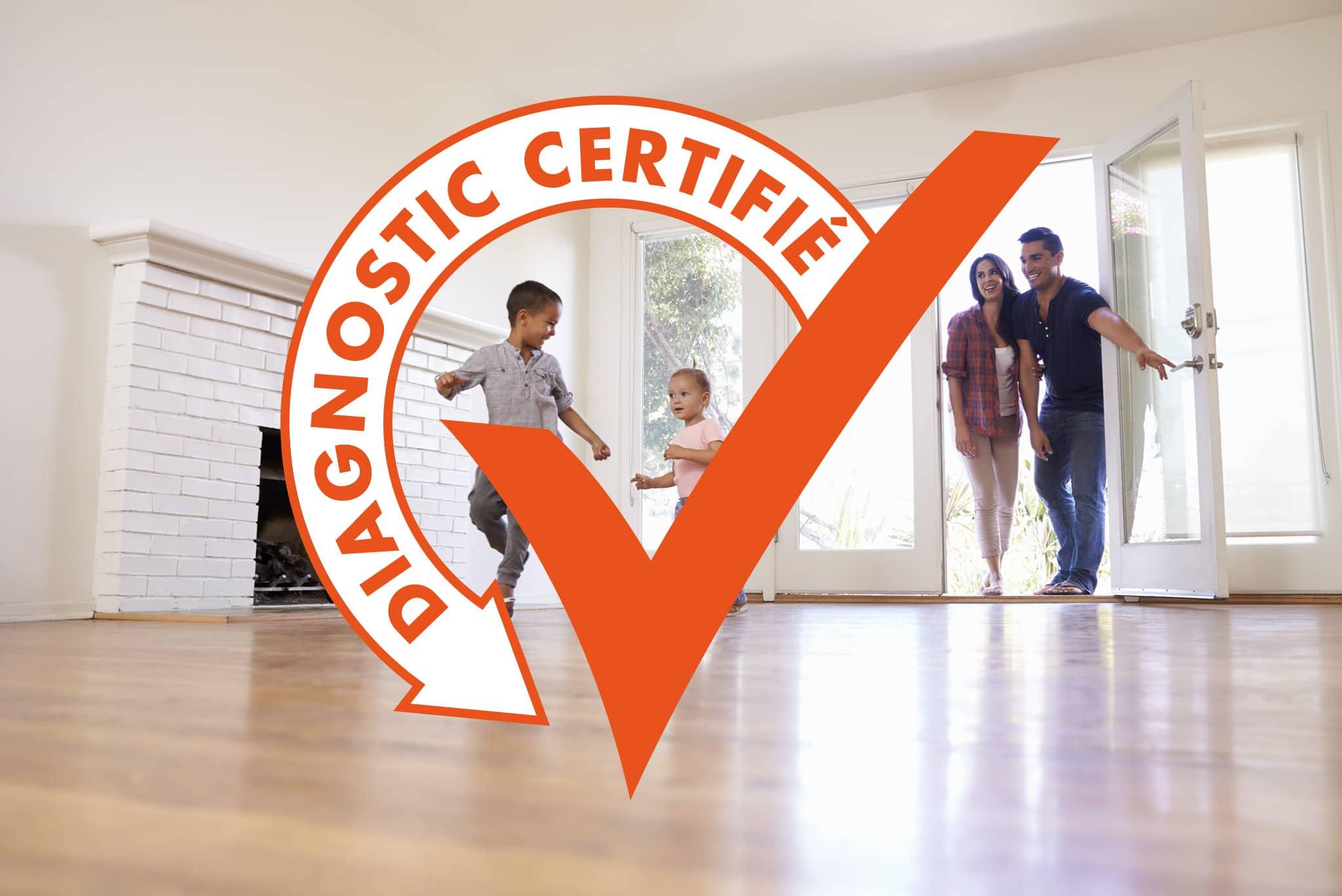 Diagnostic certifié